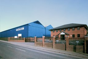 Brooks Forgings Ltd. - Head Office