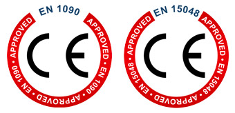 ce approved to 1090 and 15048 for forging machining and fabrication