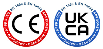 ce ukca approved to EN1090 and EN15048 for forging machining and fabrication