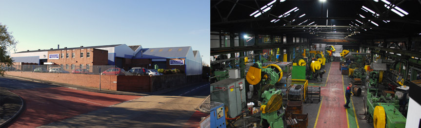 brooks forgings manufacturing facility balds lane lye stourbridge