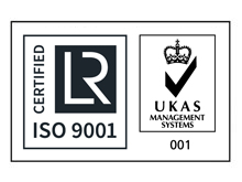 Lloyds ISO 9001 approved