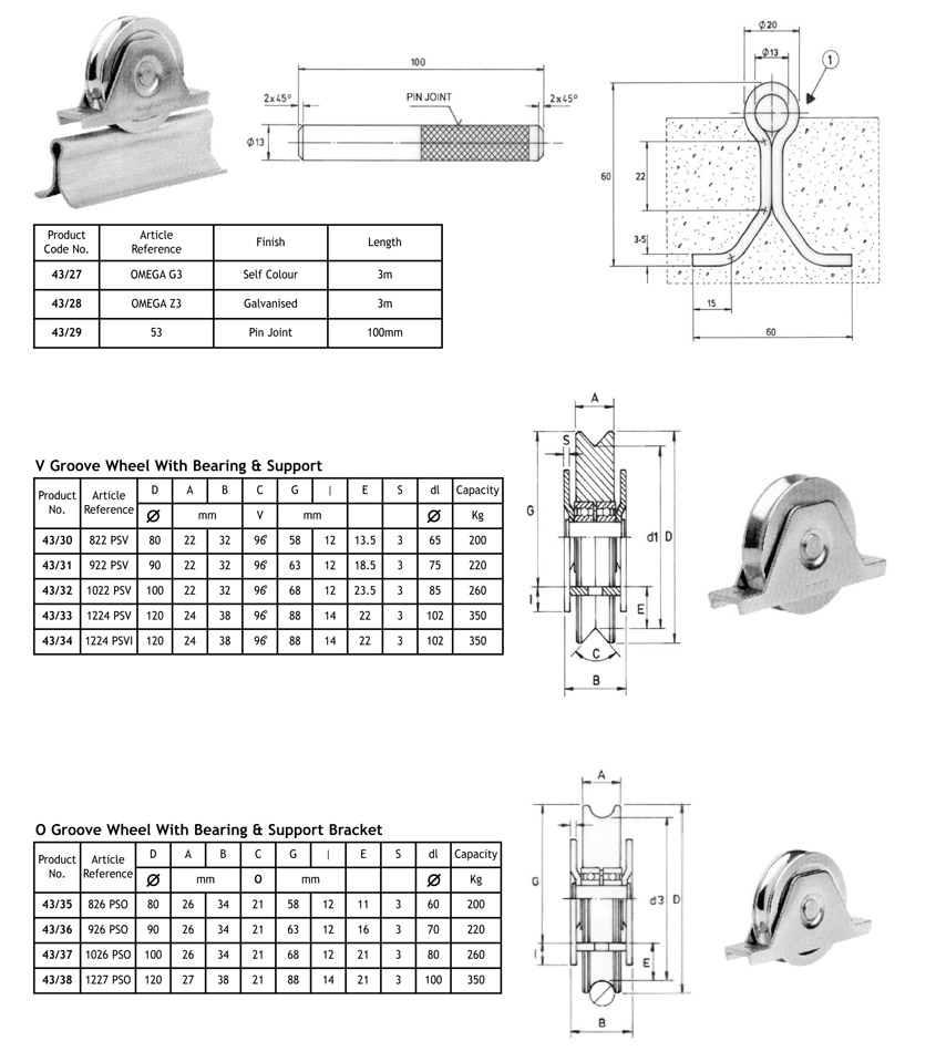 cantilever gate installation instructions
