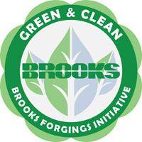 brooks forgings green and clean initiative