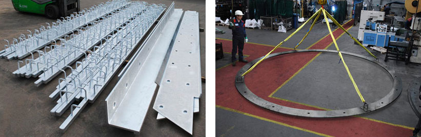 foundation assemblies fabrication