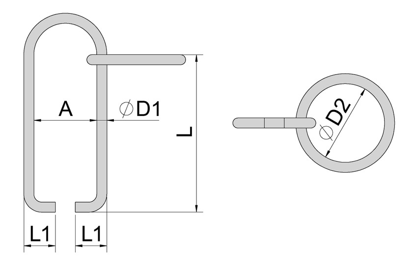 mooring rings type 16