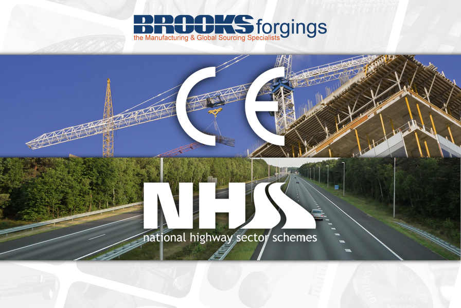 ce and national highway sector scheme approval