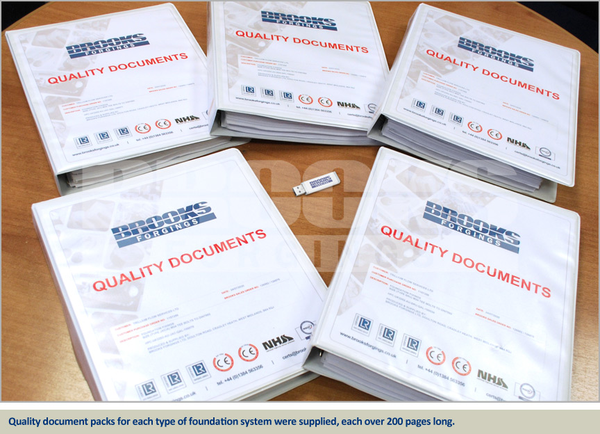 quality certification and reports for the hinkley point c nuclear project