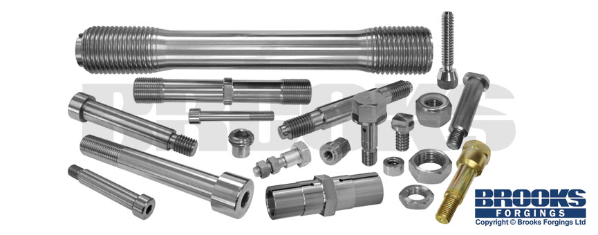 petrochemical bolting fastener components