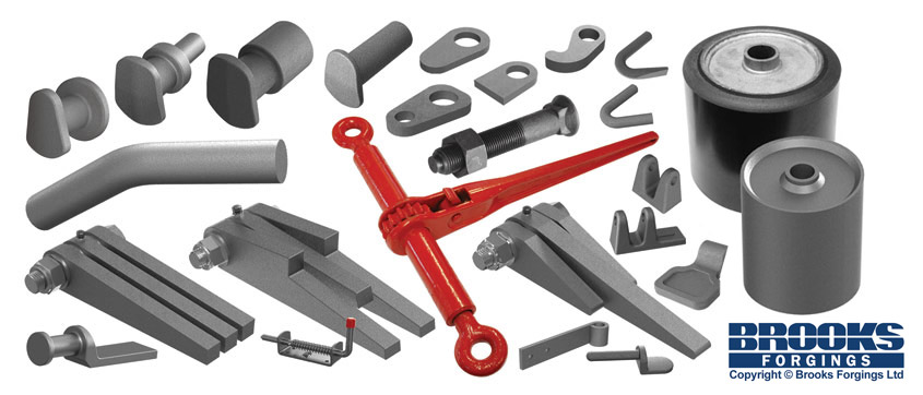 skip and container components spares