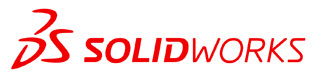 solidworks logo 3d design