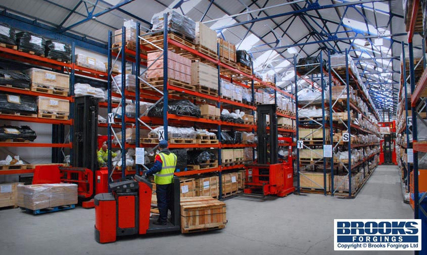 warehousing facilities
