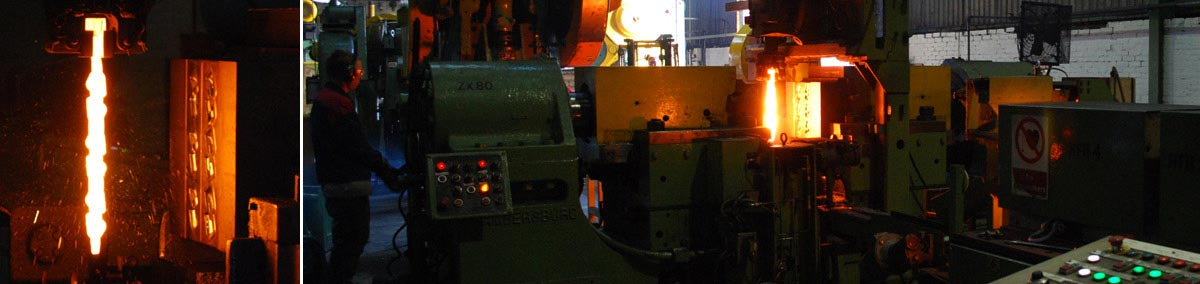 Horizontal Counterblow Impacter Forging 1