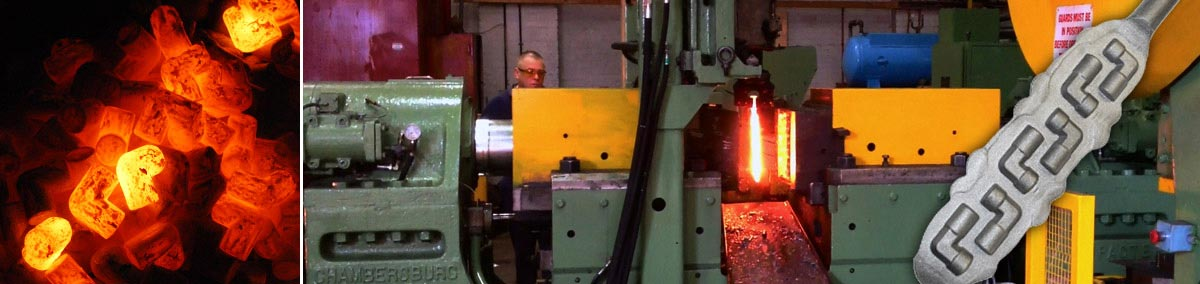 Horizontal Counterblow Forging