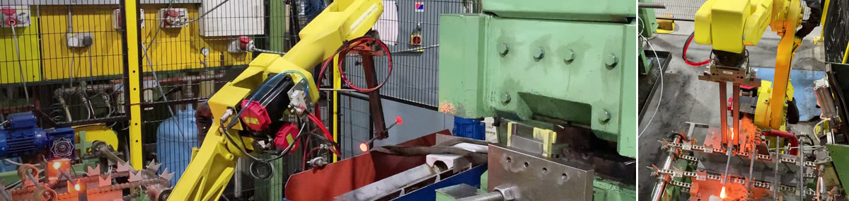 Robotic Forging