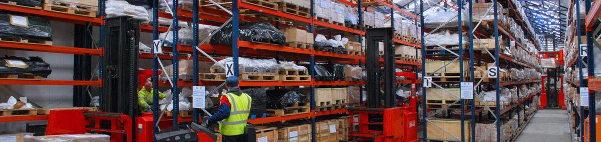 Warehousing - Over 2500 Pallets of Stock