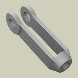Clevis End Type 1 - Forged