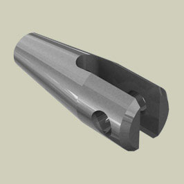 Clevis End Type 2 - Machined