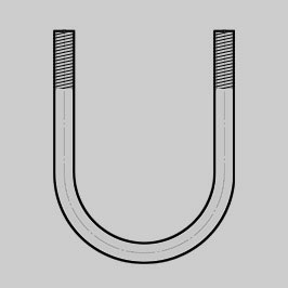 U Bolts - Grip / Non Grip Type