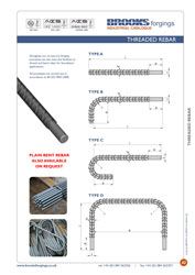 Rebar - Threaded