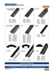Handrail Components