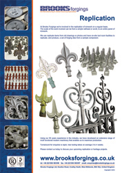 Replication Ironwork