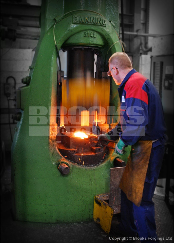 drop forging - uk forge manufacturing drop forged components