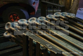 27 - Eye bolt blank forgings to BS3974