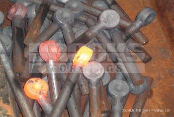 34 - 24mm swing bolt forgings