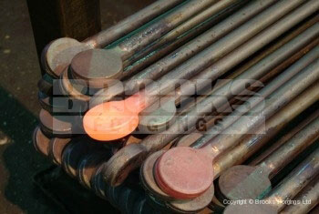 87 - Special eye bolt forged blanks