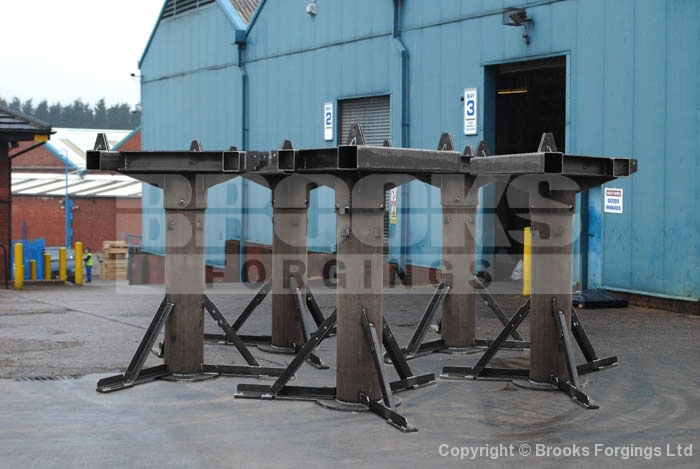Fabrication & Assembly Photo Gallery