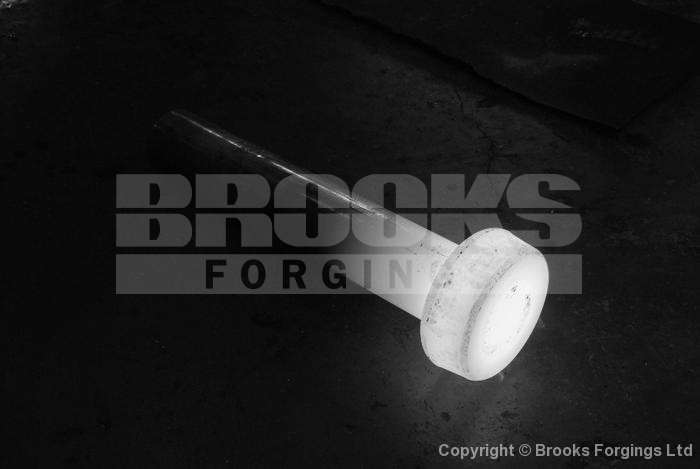 Forged Blanks and Usages Photo Gallery