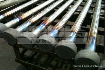 13 - Forged Blanks and Usages