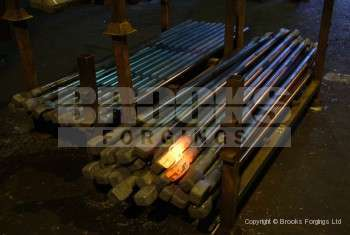 27 - Forged Blanks and Usages