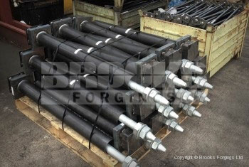 7 - Foundation Bolt Assemblies