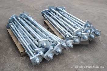 9 - Foundation Bolt Assemblies
