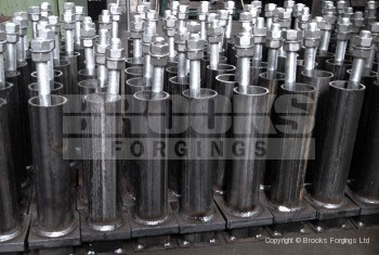10 - Foundation Bolt Assemblies