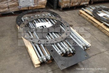 13 - Foundation Bolt Assemblies