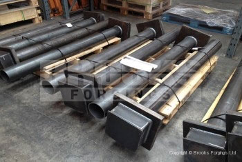 14 - Foundation Bolt Assemblies