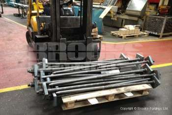 49 - Foundation Bolt Assemblies
