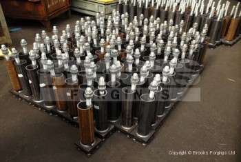50 - Foundation Bolt Assemblies