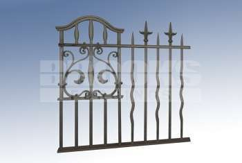 8 - Heritage & Wrought Iron Replication