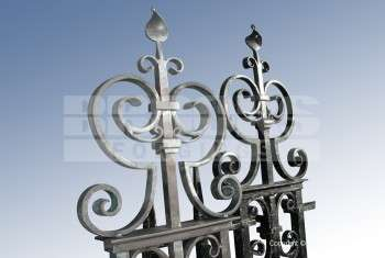 9 - Heritage & Wrought Iron Replication