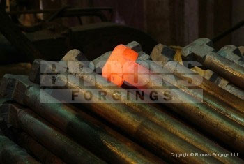 3 - Holding Down Bolts - Hammerhead T Bolt. Special head for petrochemical application.