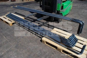 7 - Holding Down Bolts - L Bolts. M30 x 2800mm for special application
