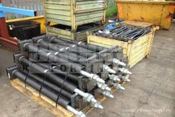 80 - Holding Down Bolts - Foundation tube assemblies