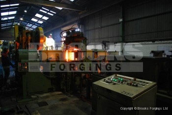 3 - Horizontal Counterblow Forging