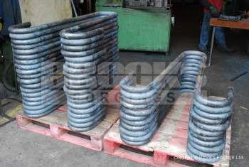 16 - Type 21 Mooring ring foundation