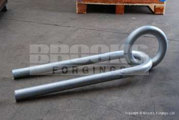 18 - Heavy duty mooring ring