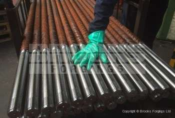 37 - Shear Reinforcement Roll Threaded Rebar