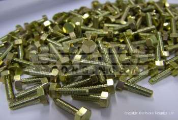 45 - Special Bolts and Fasteners